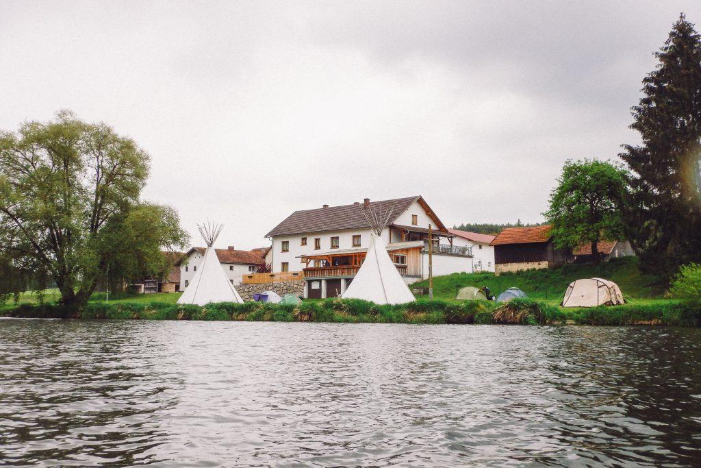 Imhof, Regentalstrand