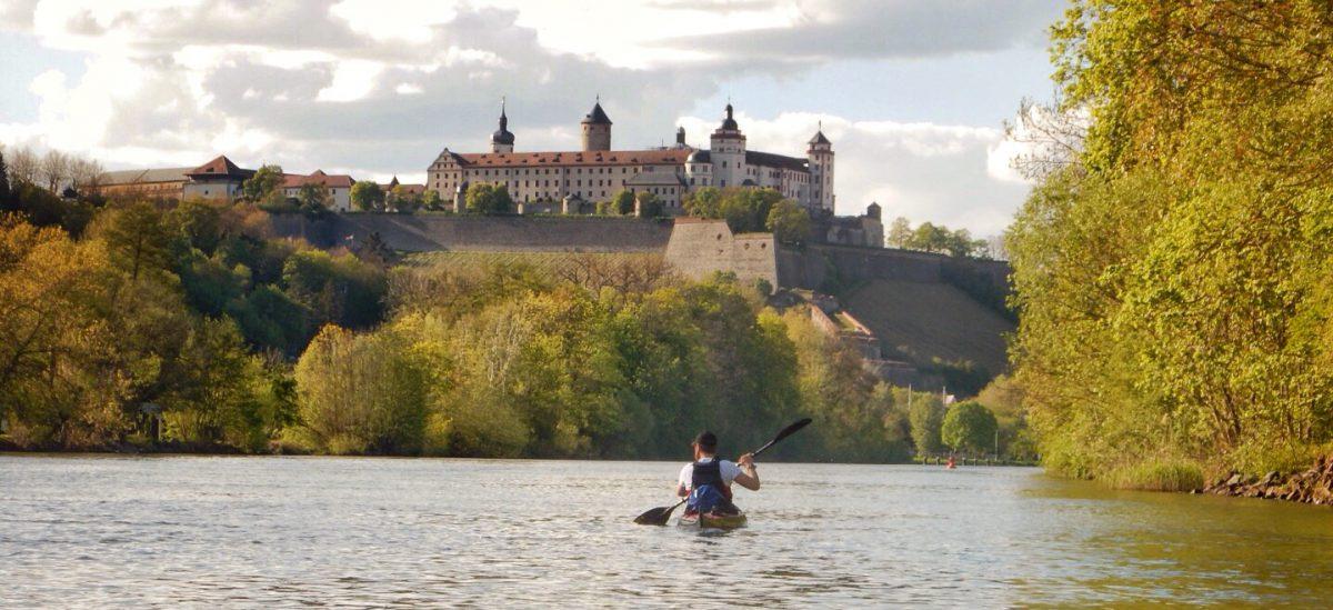 Main, Kitzingen – Würzburg